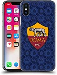 AS Roma 硬质手机壳适用于 iPhone X/iPhone XS
