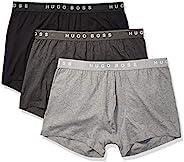 Hugo Boss 雨果博斯 50325383 男士棉质内裤3件装