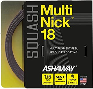 ASHAWAY MultiNick 18 壁球串(1 套)
