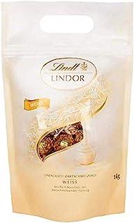 Lindt 瑞士莲 Lindor 白巧克力球,1kg/约80球