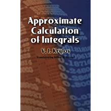 Approximate Calculation of Integrals (Dover Books on Mathematics) (English Edition)