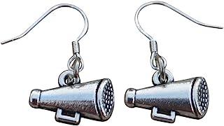 Infinity Collection 拉拉拉门猫耳钉 - 欢呼珠宝,适用于拉队长、拉呼机队、欢呼妈妈和欢呼教
