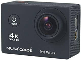 NUM'AXES 4K 运动相机 - 黑色