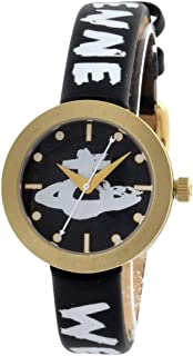 VIVIVI安 韦斯特伍德 手表 VV221GDBK 女士 平行进口商品 黑色