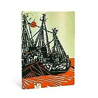 Alistair Bell 系列錨點 - 記事本 Midi Liniert - 紙板