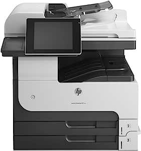 HP 惠普 LaserJet 700 MFP M725dn 复合机 (打印 复印 扫描)(亚马逊自营商品, 由供应商配送)