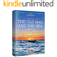 世界经典文学名著系列:老人与海 The Old Man and the Sea (全英文版) (English Edit…