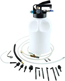 Savemore4u18 气动变速器油灌装工具液体提取器分配器替换泵工具套件,带 ATF 适配器 6L