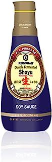 Kikkoman Double Fermented Soy Sauce, 6.8 Fluid Ounce
