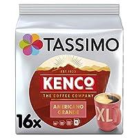 Tassimo Kenco 美式Grande咖啡膠囊(5件,共80個,80份)