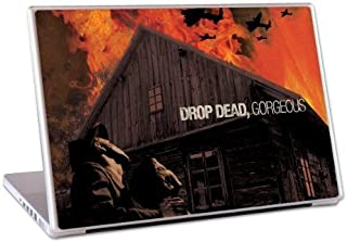 MusicSkins Drop Dead, Gorgeous In Vogue Skin for 15 inch MacBook Pro and PC 笔记本电脑