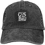 Inloned Gus N' Bru Letterkenny - 复古牛仔棒球帽卡车司机帽爸爸帽