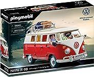 PLAYMOBIL 摩比世界 70176 Volkswagen 大众 T1 野营车 5 岁以上