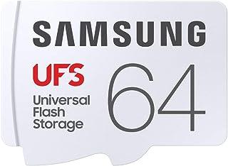 SAMSUNG UFS 64GB 500MB/s 4K UHD 通用闪存存储 (MB-FA64G)