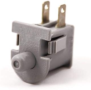 Husqvarna 532121305 草坪拖拉机座椅开关正品原始设备制造商 (OEM) 零件灰色