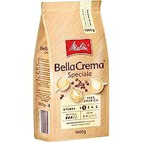 Melitta BellaCrema Speciale 全豆咖啡(咖啡豆) 纯阿拉比卡咖啡豆 轻柔芳香 浓度2,1kg