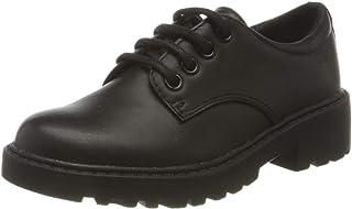 Geox 健乐士 女孩 J Casey Girl J0420c00043 校服鞋