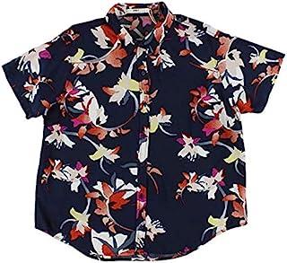 Obey 女式 Jaya 短袖系扣衬衫