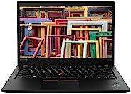 Lenovo 联想 ThinkPad T490S,14 英寸 FHD IPS 300nits 触摸屏,i5-8365U vPro,网络摄像头,背光键盘,指纹识别器,蓝牙,Intel UHD 显卡,Windows 10 P