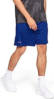 Under Armour 男式Ua Tech适宜锻炼跑步的多功能透气网布短裤