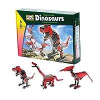 JUGUETRÓNICA – 机器人机器人套件,适用于 24 名 Tami-Dino 恐龙