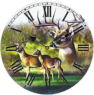 Deer 挂钟 101