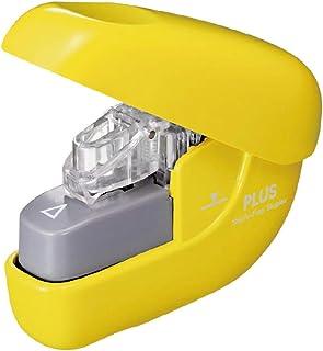 PLUS Paper Clinch 无针订书机 黄色