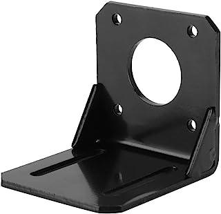 Diyeeni 3D 打印机支架,3D 打印机步进电机配件金属安装支架适用于 NEMA17 42 毫米步进电机