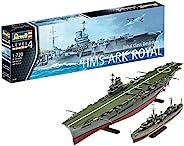 德国级 1/720 英国* HMS *级驱逐舰 塑料模型 05149