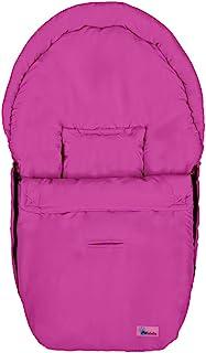 Altabebe AL2610-16 夏季睡袋,适用于汽车座椅,年龄组 0 带 3 和 5 点式*带技术,粉红色
