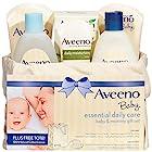 【中亚Prime会员】Aveeno 艾维诺 日常母婴护肤套装礼盒 6件套 到手价198元
