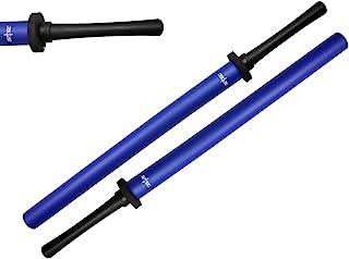 S-TEC 35 英寸练习泡沫拳击剑套装,带 ABS 手柄和 PVC 芯。