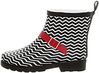 CAPELLI NEW YORK 女式短款雨鞋