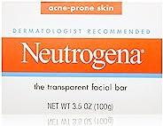 Neutrogena 透明面部棒,易*皮肤*,3.5盎司 8片装