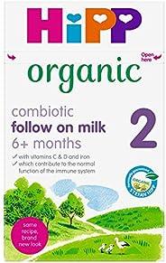 HiPP 喜宝 Organic 2 有机成长牛奶,适合6个月以上婴儿,800克,4罐装