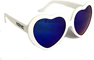 心形太阳镜 适合儿童、儿童、婴儿和幼儿 – 女孩或男孩 UV400