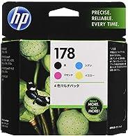 HP 原装 墨盒 HP178 4色多用途包CR281AA 普通版 Pack 1
