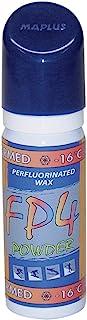 Briko-Maplus FP4 Supermed 全氟滑雪和单板蜡粉(30 克)