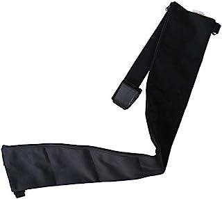 Scuba Choice BCD 配重腰带带 8 个口袋,带扣和 144.78cm 织带