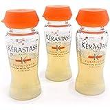 Kerastase Nutritive Oleo-Fusion 3 双作用营养粉,适用于干性敏感性*,3 瓶