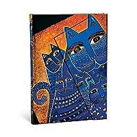 paperblanks 愛爾蘭 中號貓咪系列筆記本地中海貓咪 MIDI