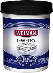 Weiman Jewelry Cleaner Liquid ?? Restores Shine and Brilliance to Gold, Diamond, Platinum Jewelry & Precio