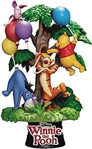 Beast Kingdom Disney's Winnie The Pooh with Friends DS-053 D 舞台雕