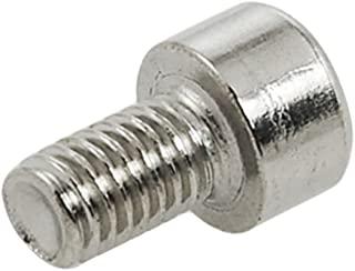 5 件六角内头不锈钢紧固件螺栓螺丝 0.63 厘米 x 0.79 厘米