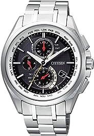 CITIZEN西铁城 腕表 Ateza 光动能驱动 电波手表 AT8040-57F 男款