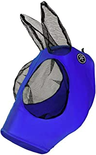 Reinsman Guardian Lycra Fly Mask Royal Large