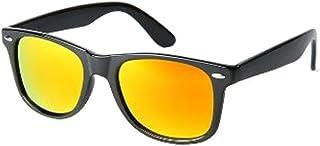 KIDS 儿童 REVO 镜面黑色太阳镜,适合 3-10 岁儿童