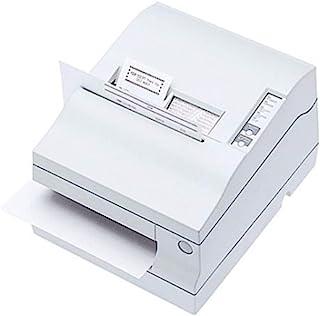 Epson 爱普生 TM U950 针式打印机,白色和黑色,用于收据(卷:7 厘米,A4)