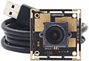 ELP 2.1mm 广角 Mjpeg 5megapixel 高清摄像机 USB 适用于工业,相机模块 Usb 机器视觉