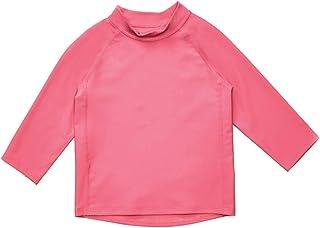 Leveret 长袖男童女童**指数 UPF + 50 儿童和幼儿游泳衬衫(12 个月-5 岁幼儿)